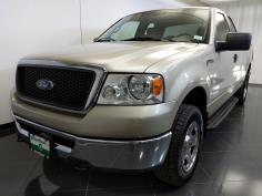 2007 Ford F-150 Super Cab XLT 5.5 ft