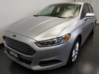 Used 2015 Ford Fusion