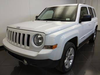 2014 Jeep Patriot Limited - 1370036297