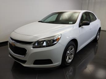 2016 Chevrolet Malibu Limited LS - 1370036302