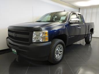 2009 Chevrolet Silverado 1500 Extended Cab Work Truck 5.75 ft - 1370036317