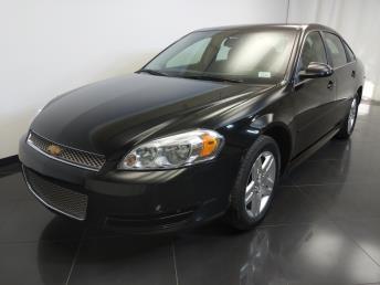2016 Chevrolet Impala Limited LT - 1370036396