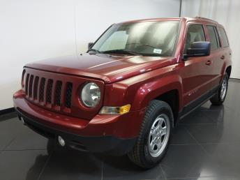 2016 Jeep Patriot Sport - 1370036427