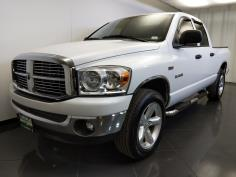 2008 Dodge Ram 1500 Quad Cab SLT 6.25 ft