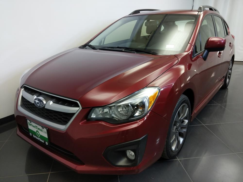 2014 subaru impreza sport premium for sale in denver 1370036498 drivetime. Black Bedroom Furniture Sets. Home Design Ideas