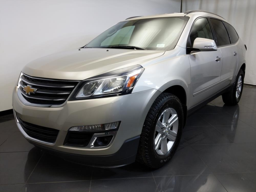 2014 Chevrolet Traverse LT - 1370036546