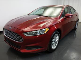 2016 Ford Fusion SE - 1370036558