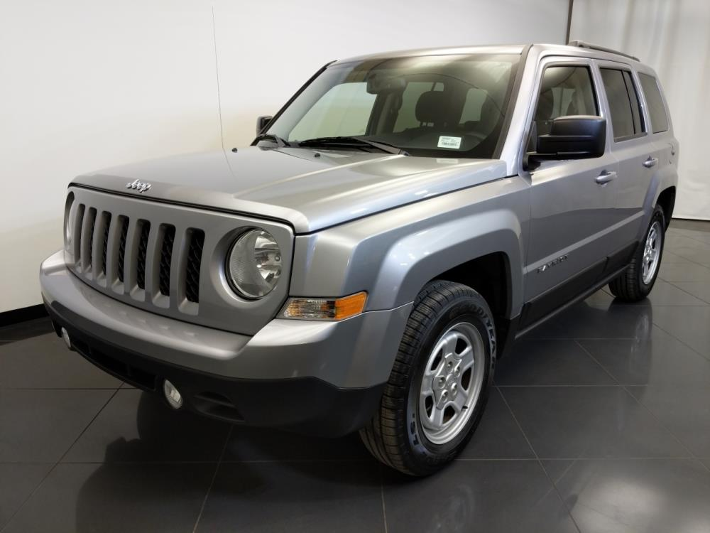 2016 Jeep Patriot Sport SE - 1370036563
