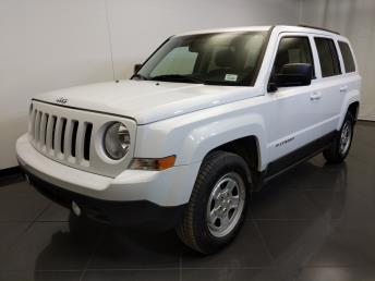 2016 Jeep Patriot Sport - 1370036566