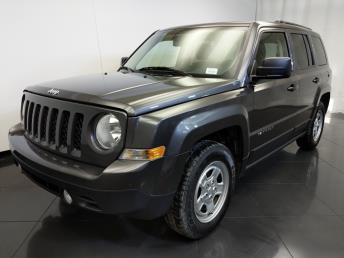 2016 Jeep Patriot Sport - 1370036567