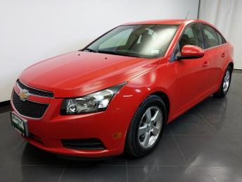 2014 Chevrolet Cruze 1LT - 1370036627