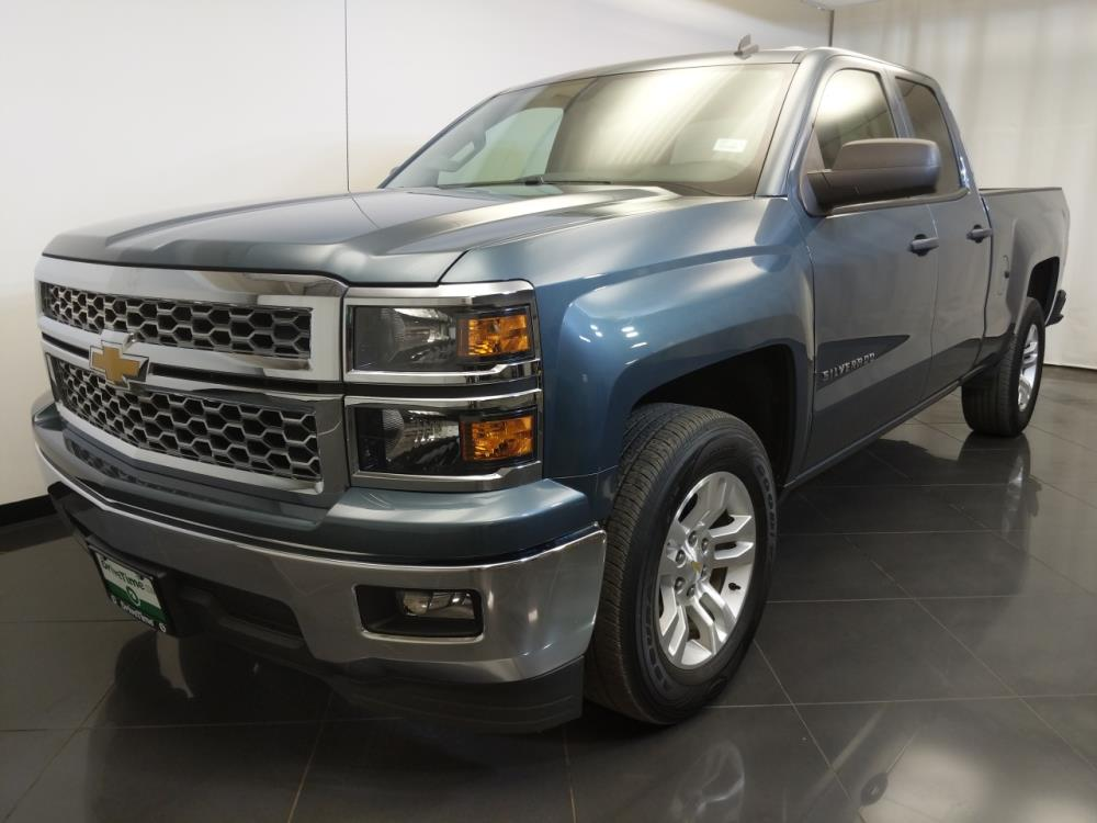 2014 chevrolet silverado 1500 double cab lt 6 5 ft for sale in cincinnati 1370036637 drivetime. Black Bedroom Furniture Sets. Home Design Ideas