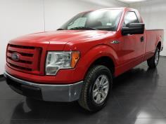 2009 Ford F-150 Regular Cab XL 8 ft