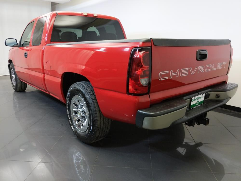 2006 Chevrolet Silverado 1500 Extended Cab Work Truck 6.5 ft - 1370036656