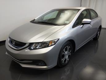 2015 Honda Civic Hybrid - 1370036671
