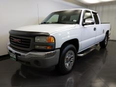 2007 GMC Silverado 1500 Extended Cab Work Truck 6.5 ft