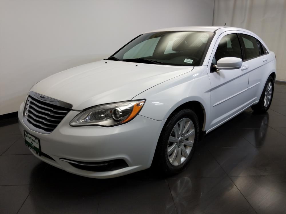 2014 Chrysler 200 Touring - 1370036715