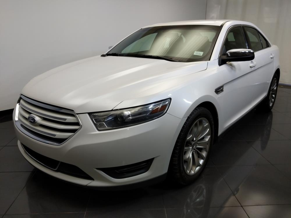 2014 Ford Taurus Limited - 1370036741