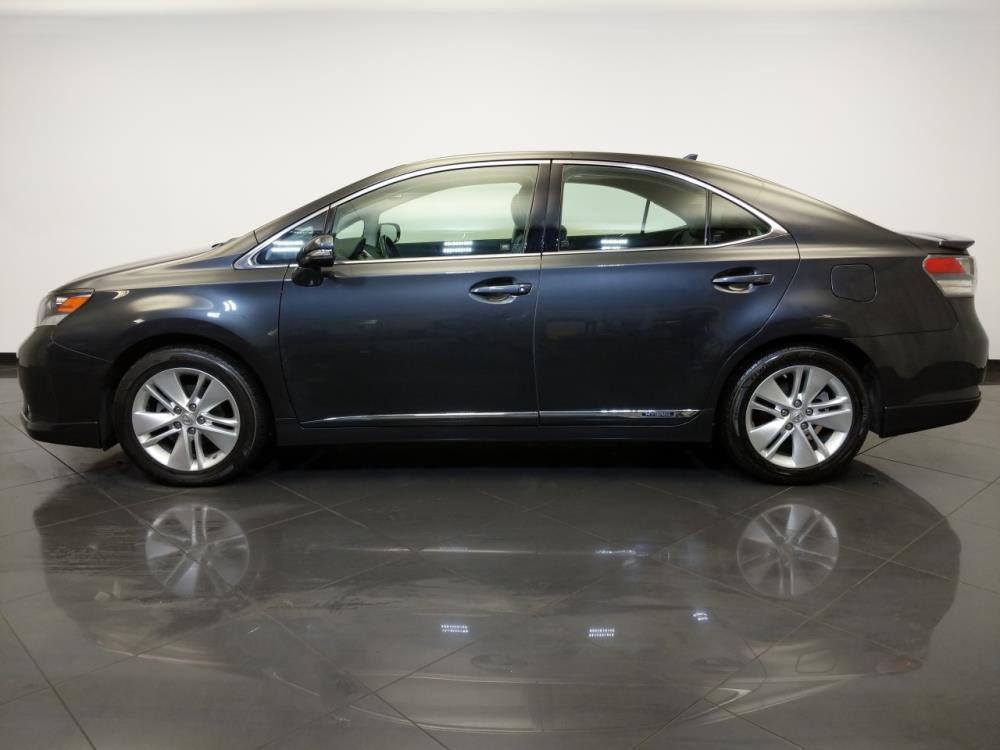 2011 Lexus HS 250h  - 1370036756