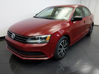 Used 2016 Volkswagen Jetta