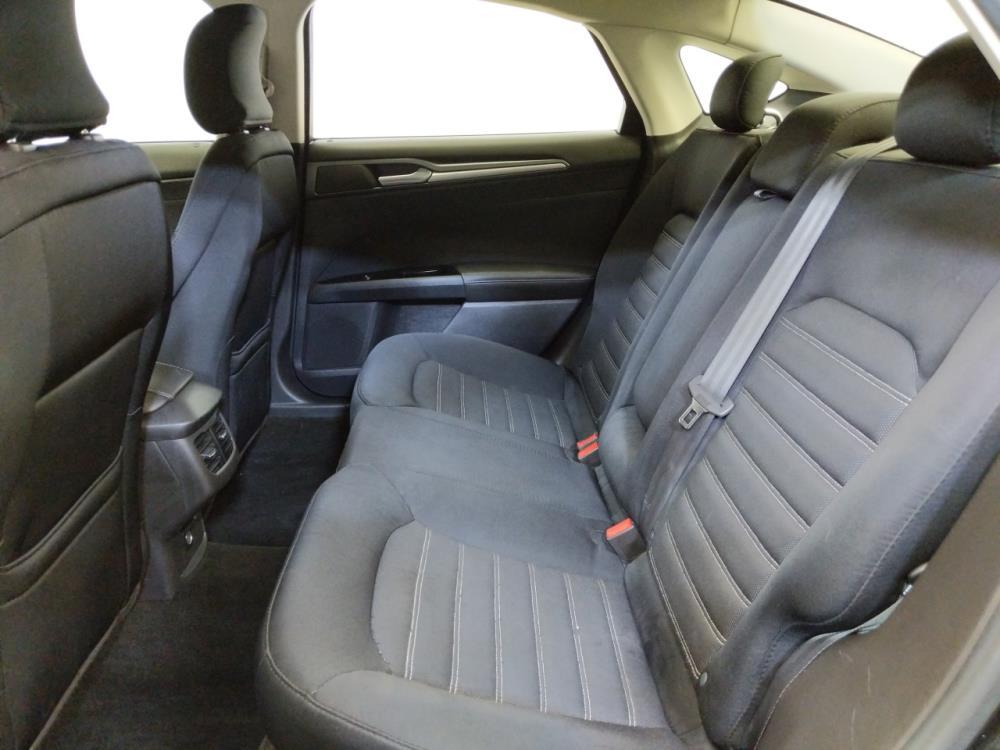 2015 Ford Fusion SE - 1370036795