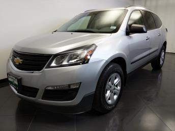 2015 Chevrolet Traverse LS - 1370036857