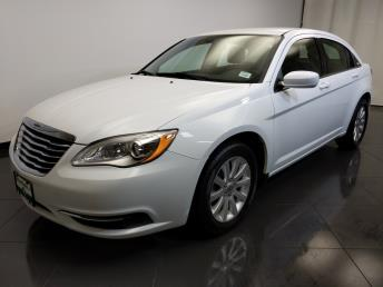 2013 Chrysler 200 Touring - 1370036871