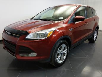 Used 2015 Ford Escape