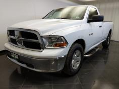 2010 Dodge Ram 1500 Regular Cab SLT 8 ft