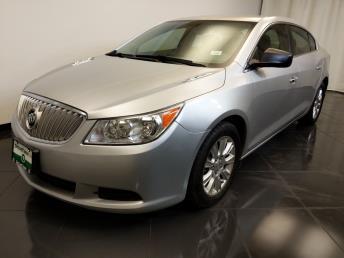 2012 Buick LaCrosse Convenience - 1370036990