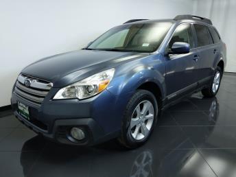 2013 Subaru Outback 2.5i Premium - 1370037002