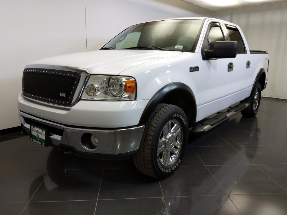2007 Ford F 150 Supercrew Cab Xlt 5 5 Ft For Sale In Indianapolis
