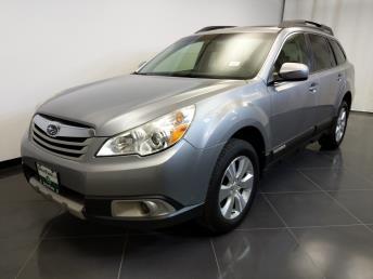Used 2010 Subaru Outback