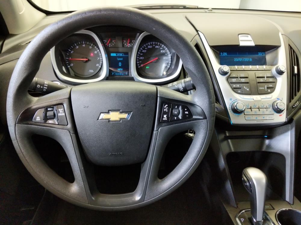 2015 Chevrolet Equinox LS - 1370037065