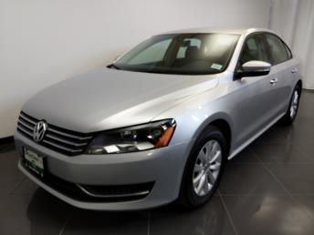 2013 Volkswagen Passat 2.5L S - 1370037125