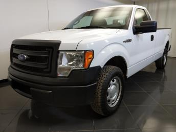 2013 Ford F-150 Regular Cab XL 8 ft - 1370037174