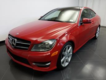 Used 2014 Mercedes-Benz C 350 4MATIC