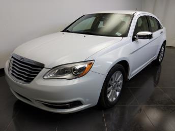 2013 Chrysler 200 Limited - 1370037307