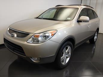 2009 Hyundai Veracruz GLS - 1370037319