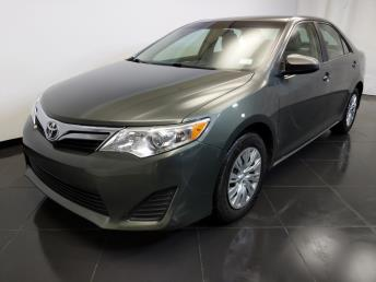 2013 Toyota Camry LE - 1370037325