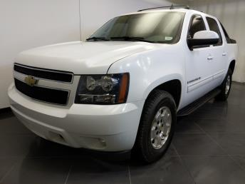2009 Chevrolet Avalanche LT 5.25 ft - 1370037352