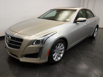 2014 Cadillac CTS 2.0 Luxury Collection - 1370037404