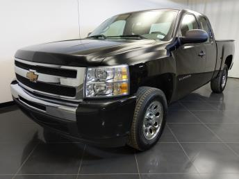 2011 Chevrolet Silverado 1500 Extended Cab Work Truck 6.5 ft - 1370037428