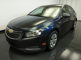 2014 Chevrolet Cruze LS - 1370037462