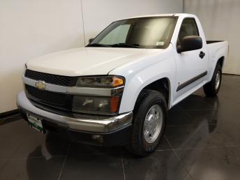 Used 2008 Chevrolet Colorado