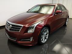 2014 Cadillac ATS 2.0L Turbo Performance