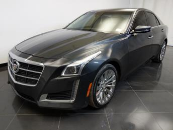 2014 Cadillac CTS 2.0 Luxury Collection - 1370037691