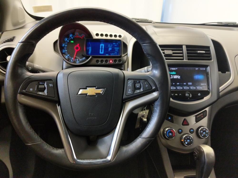 2013 Chevrolet Sonic LTZ - 1370037772