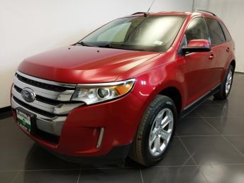 2012 Ford Edge SEL - 1370037823