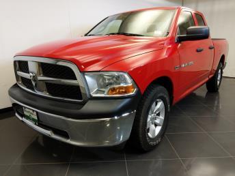 2012 Ram 1500 Quad Cab ST 6.3 ft - 1370037846